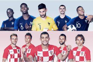 400M$ reversés aux 32 équipes de la Coupe du Monde 2018. Quelles primes pour l'Equipe de France et la Croatie en Finale ?
