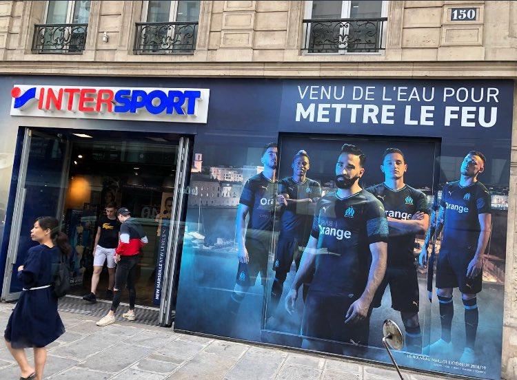 Après le bad buzz généré par sa publicité OM rue de Rivoli à Paris ...