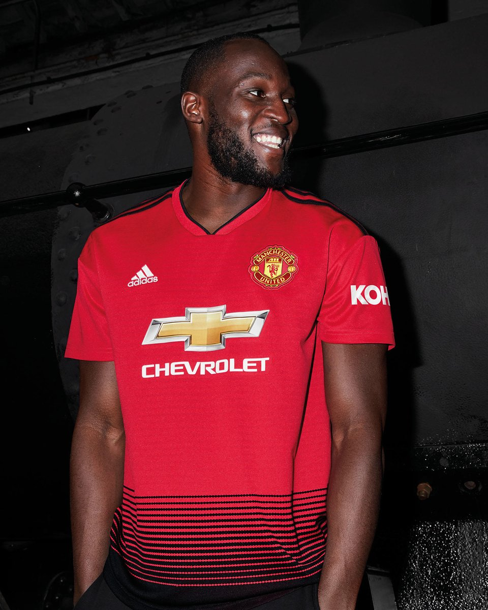 Maillot Domicile Manchester United Tenue de match