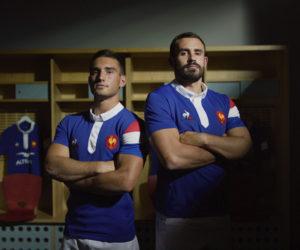 Quel storytelling derrière le nouveau maillot du XV de France conçu par le coq sportif ?