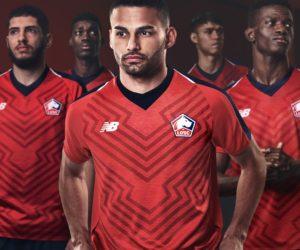Le LOSC cherche son nouveau sponsor maillot pour 2018-2019 et (dévoile ses nouvelles tenues New Balance)