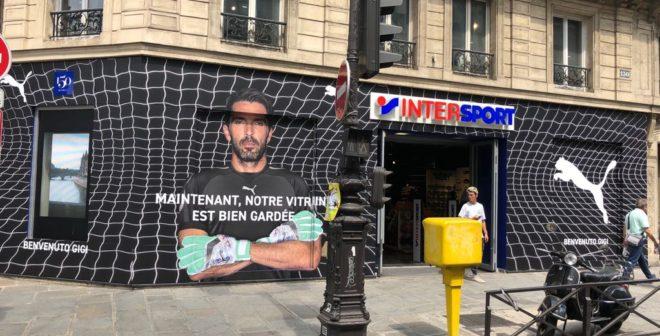 Après le bad buzz généré par sa publicité OM rue de Rivoli à Paris, Puma éteint le feu avec Gianluigi Buffon