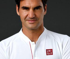 C'est officiel, Roger Federer nouvel ambassadeur mondial d'Uniqlo dès Wimbledon 2018