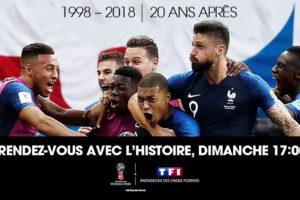 Combien coûtent les 30 secondes de pub sur TF1 et beIN SPORTS pour la finale de Coupe du Monde 2018 France – Croatie ?
