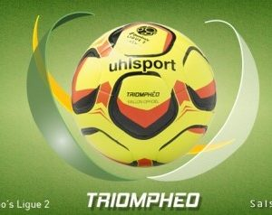 uhlsport dévoile le ballon officiel de la Domino's Ligue 2 pour 2018-2019