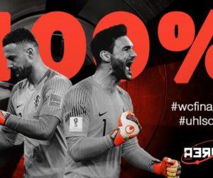 uhlsport remporte déjà le mondial 2018 avec Hugo Lloris et Danijel Subašić