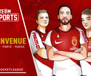 eSport – L'AS Monaco sur Rocket League et eFootball.Pro