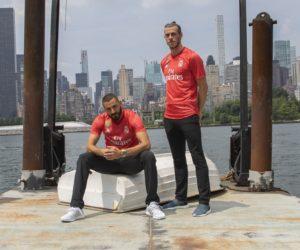 adidas dévoile le nouveau maillot Third Corail «écolo» du Real Madrid pour la saison 2018-2019