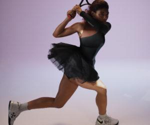 Nike confectionne une robe «danse classique» pour Serena Williams à l'US Open 2018