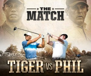 Golf – WarnerMedia s'offre les droits de « The Match », le duel Tiger Woods VS Phil Mickelson à 9 millions de dollars