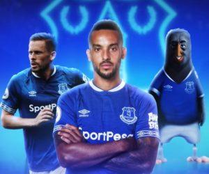 3 joueurs d'Everton intègrent le jeu Angry Birds Evolution