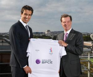 Sponsoring – Le Groupe BPCE premier partenaire premium de Paris 2024
