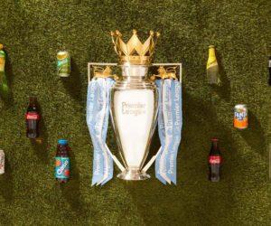 Coca-Cola nouveau partenaire de la Premier League