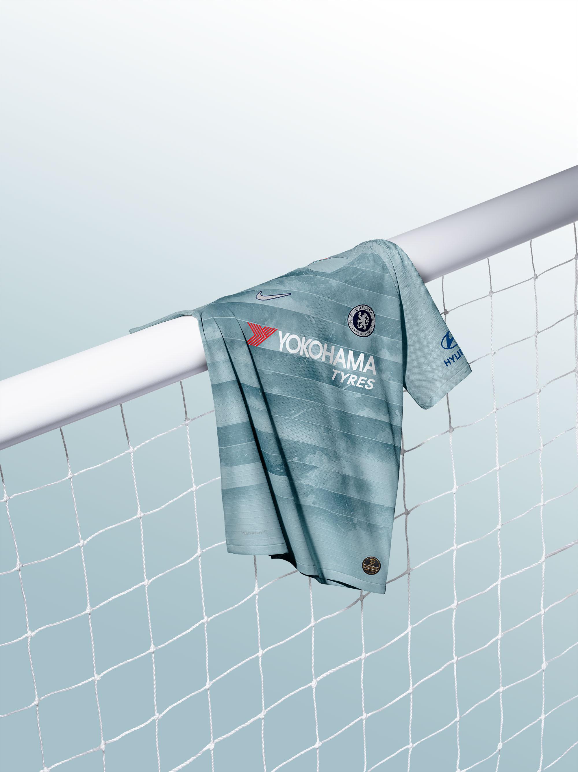 chelsea fc third kit 2018 2019 nike football