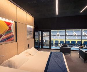 Fan Experience – Le HAC lance son hôtel «1872 Stadium Hotel» à l'intérieur du Stade Océane avec vue sur la pelouse