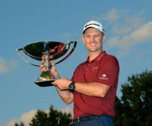 Golf – 10M$ pour Justin Rose, vainqueur de la FedExCup 2018