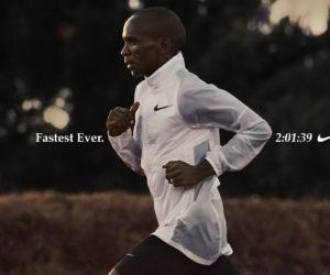 Eliud Kipchoge et Kévin Mayer offrent 2 records du Monde à Nike sur le Marathon et le Décathlon