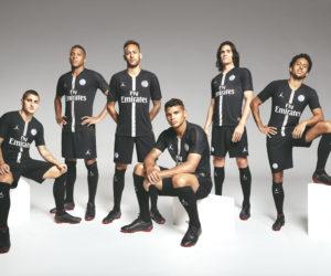 Le PSG et Jordan Brand officialisent leur partenariat et dévoilent leur première collection co-brandée
