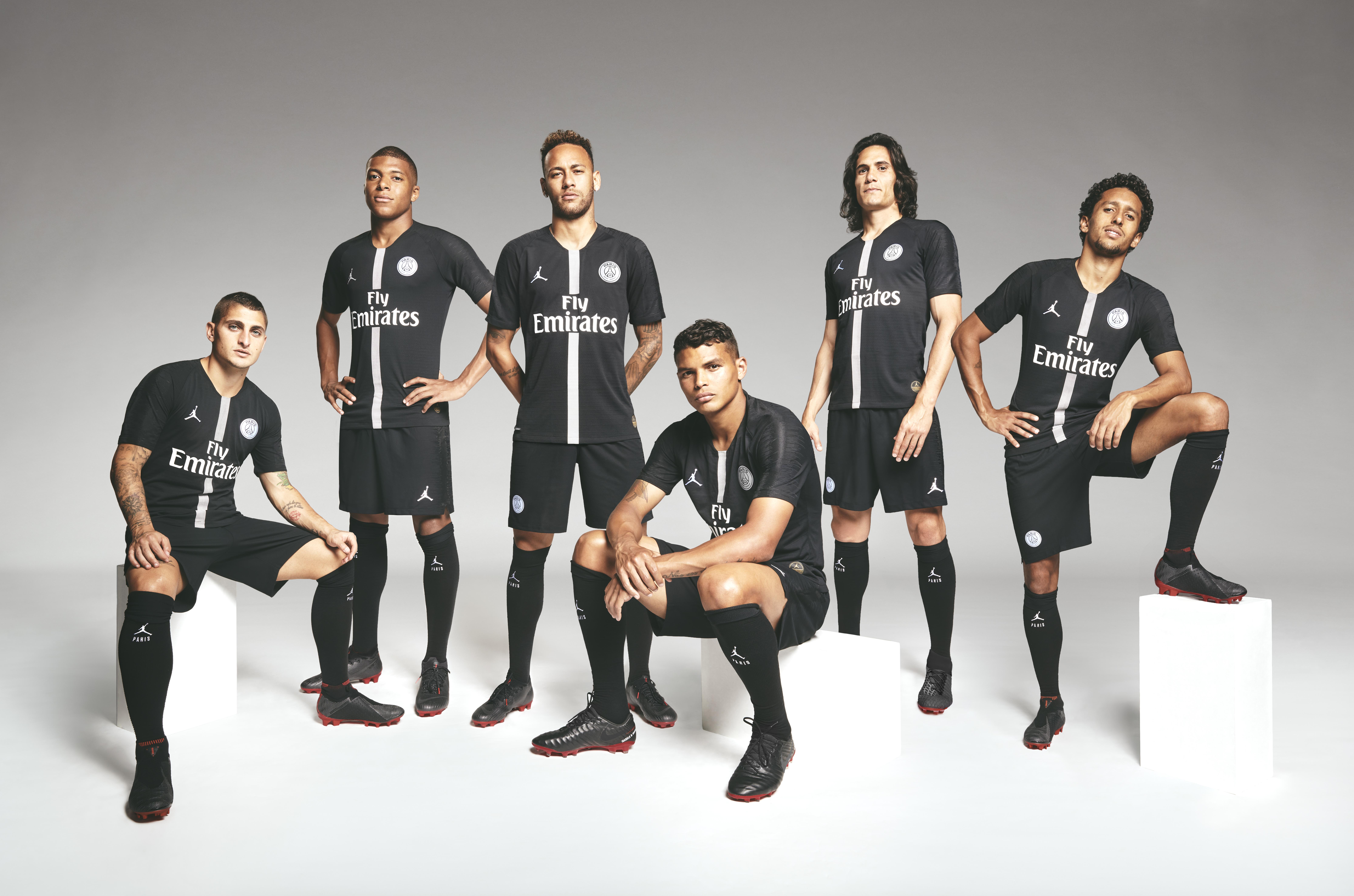 attractive price new high quality 100% quality Le PSG et Jordan Brand officialisent leur partenariat et ...