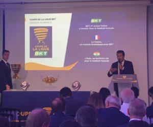 LFP – Le Naming de la Coupe de la Ligue pour BKT