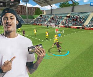 Neymar JR se décline dorénavant en jeu vidéo mobile