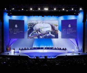 Les rénovations du nouveau stade du Real Madrid coûteront 525 millions d'euros