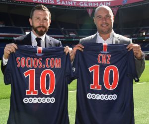 Le PSG signe un partenariat blockchain avec Socios.com