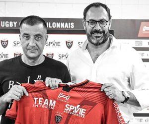 Sponsoring – Du nouveau sur le maillot du Rugby Club Toulonnais