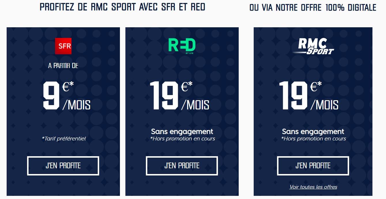 Tv Comment Regarder L Uefa Champions League Cette Saison Sur Rmc Sport Tarifs Abonnements Sportbuzzbusiness Fr