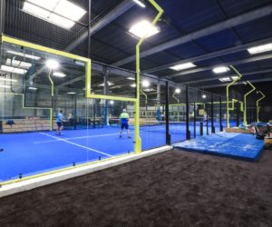 Le Groupe LE FIVE lance 4padel pour devenir le leader du padel en Europe