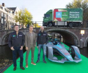 Heineken nouveau partenaire officiel de la Formule E
