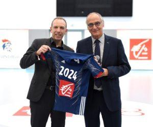 La Caisse d'Epargne reste le sponsor maillot des Equipes de France de Handball jusqu'en 2024