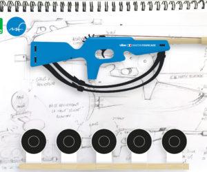 Vilac nous détaille le projet de la carabine en bois signée Martin Fourcade