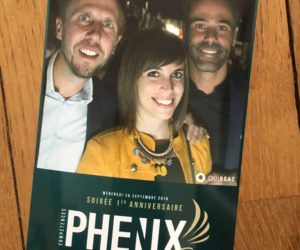 Le cabinet de recrutement COMPÉTENCES PHÉNIX célèbre avec succès la première année d'existence de son antenne parisienne