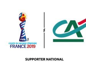 Crédit Agricole nouveau sponsor de la Coupe du Monde Féminine de Football 2019