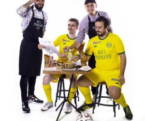 Big Fernand nouveau sponsor maillot du FC Nantes pour la Coupe de la Ligue BKT