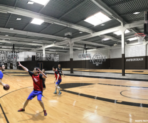 Bordeaux va accueillir le 5ème complexe de basket indoor Hoops Factory