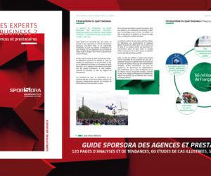 Sporsora valorise ses membres avec le guide «Qui sont les experts du sport business»?»