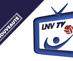 Une nouvelle web TV pour la LNV et les championnats de France de Volley