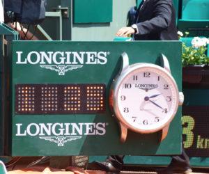 Longines annonce la fin de son partenariat avec Roland-Garros qui va bien changer d'Horloger Officiel