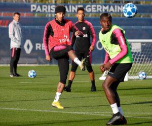 Quand Neymar offre un coup de projecteur à la marque de chaussettes antidérapantes Tape Design