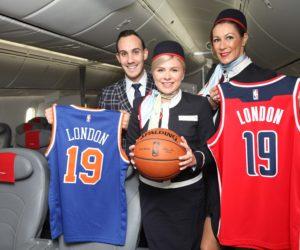 Sponsoring – La NBA signe avec la compagnie aérienne Norwegian pour le London Game 2019