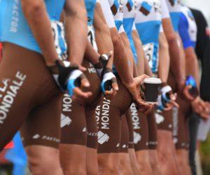 Sponsoring – 106M€ d'équivalent publicitaire générés par l'équipe cycliste AG2R La Mondiale en 2018