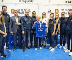 Rugby – Combien coûte le nouveau maillot le coq sportif du XV de France 100% fabriqué en France ?