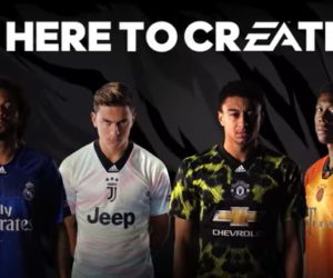 adidas met en vente les maillots «digitaux» FIFA 19 de Manchester United, Juventus, Real Madrid et Bayern Munich