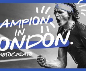 Un prize money record pour Alexander Zverev au Nitto ATP Finals 2018