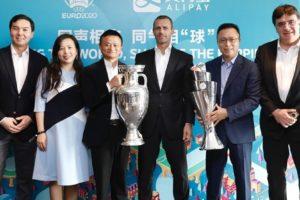 Alipay nouveau sponsor de l'UEFA pour l'Euro et la Nations League – Un contrat de 8 ans à 200M€ ?
