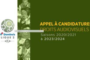 Droits TV – Le détail de l'appel d'offres de la Domino's Ligue 2 pour 2020-2024