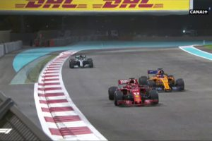 Droits TV : La Formule 1 sur Canal+ jusqu'au moins 2022