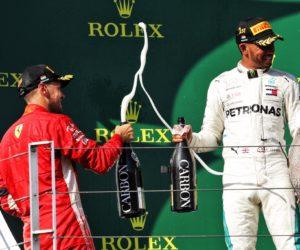 La Formule 1 et Champagne Carbon prolongent jusqu'en 2021